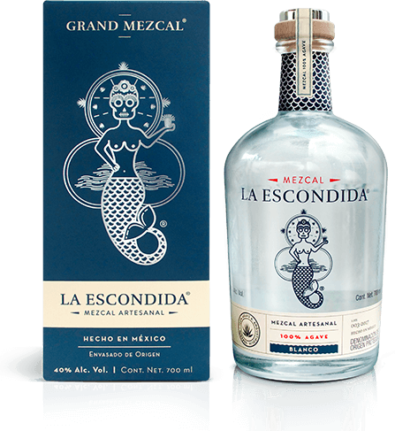 Bottle-of-La-Escondida-Mezcal-La-Escondida