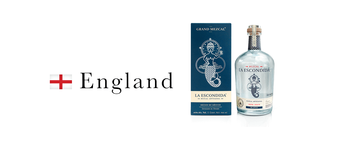 England-Mezcal
